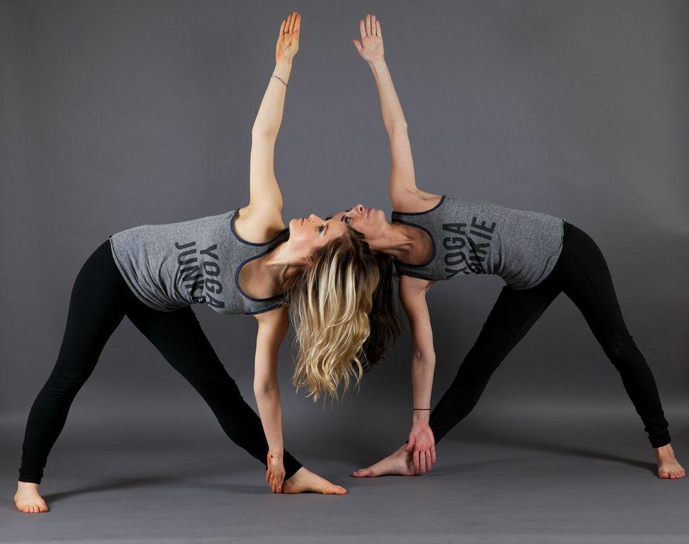 ним картинки для йоги для двоих несложные мое счастье, мой