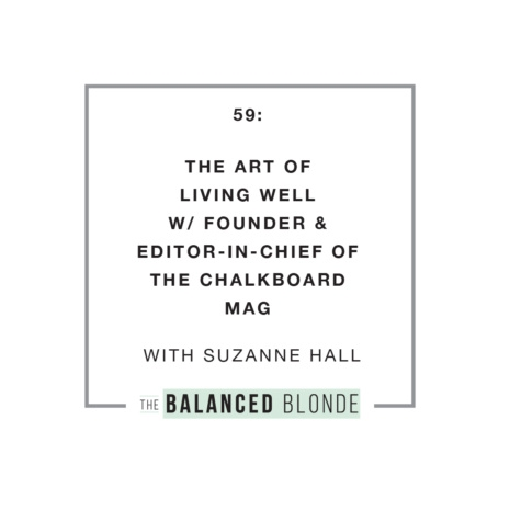 Podcast the balanced blonde episode 61 fandeluxe Gallery