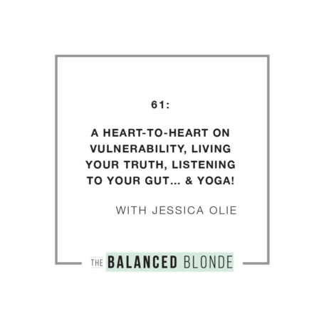 Podcast the balanced blonde episode 63 fandeluxe Gallery