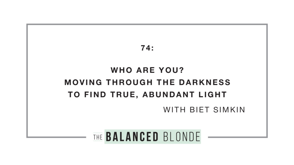 Podcast the balanced blonde episode 77 fandeluxe Choice Image