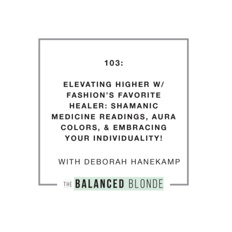 PODCAST | The Balanced Blonde